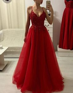 Plus Size Prom Dress, Red v neck lace tulle long prom dress, red evening dress Shop plus-sized prom dresses for curvy figures and plus-size party dresses. Ball gowns for prom in plus sizes and short plus-sized prom dresses Red Homecoming Dresses, A Line Prom Dresses, Prom Party Dresses, Evening Dresses, Maxi Dresses, Long Dresses, Quinceanera Dresses, Summer Dresses, Wedding Dresses