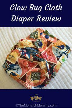 Glow Bug Cloth Diaper Review