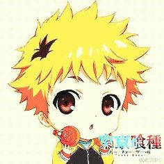hide needs more love Tokyo Ghoul Uta, Hide Tokyo Ghoul, Kawaii Chibi, Anime Chibi, Anime Art, Kaneki, I Love Anime, Anime Guys, Anime Lemon