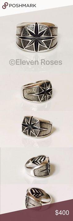 I just added this listing on Poshmark: David Yurman Maritime North Star Signet Ring. Mens Designer Jewelry, Signet Ring, David Yurman, Fashion Design, Fashion Tips, Fashion Trends, Jewelry Accessories, Minimal, Shop My