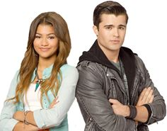 Disney Channel stars Zendaya and Spencer