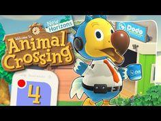 Animal Crossing: New Horizons - YouTube Nintendo Ds, Nintendo Switch, Animal Crossing, Family Guy, Cool Stuff, Youtube, Animals, Fictional Characters, Art