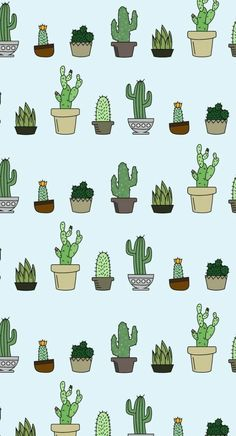 Freebie - Succulent Wallpaper If you love cactuses and little plants, this succu. - Freebie – Succulent Wallpaper If you love cactuses and little plants, this succulent wallpaper is - Tumblr Wallpaper, Aesthetic Iphone Wallpaper, Screen Wallpaper, Cool Wallpaper, Pattern Wallpaper, Aesthetic Wallpapers, Painting Wallpaper, Landscape Wallpaper, Wallpaper Ideas