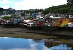 Chiloe, Chile. An Island far to the south of Chile just north of Patagonia. Peaceful and beautiful.