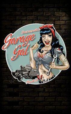 Garage Gal