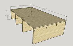 Washer and Dryer Pedestal Surround Tutorial – Design Jenny