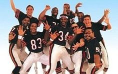 "The 1985 Chicago Bears ""Super Bowl Shuffle"""