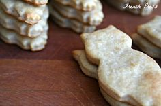 Homemade Cheese Crackers - Heather's French Press