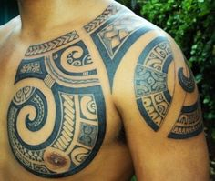 150 Popular Polynesian Tattoo Designs And Meanings cool  Check more at http://fabulousdesign.net/polynesian-tattoos-meanings/ #filipinotattoostribal #filipinotattoosmeaning