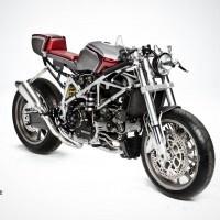 South Garage Cafe Racer Ducati 749