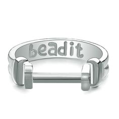 Pugster silver fashion beadit ring great gifts beads charms bracelets fit all brands: Rings, Charms Beads, Promise Rings, Top Sell Jewelry Rings, Starter Bracelets, European Beads Accessories, RG_EH01