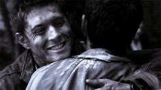 """He and Dean have this amazing bond. There's … a lot of fanfic. 