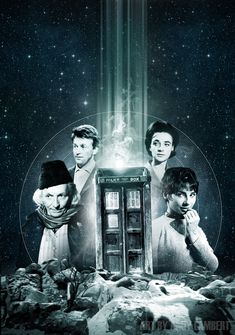 AN UNEARTHLY CHILD by Andy Lambert