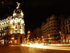 madrid | ... Via. Noche de la galería de fotos Madrid de Charly | Nómadas