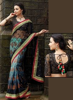Black Wholesale Wedding Special Designer Sarees Collection  Buy Now @ http://www.suratwholesaleshop.com/sarees?view=catalog  #Suratwholesaleshop #Bulksarees #Indian #Weddingsarees #Startyourbusiness #Indian