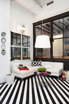 Consultorio Médico a blanco y negro | Casa Haus