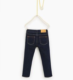 ZARA - KIDS - Basic slim fit jeans