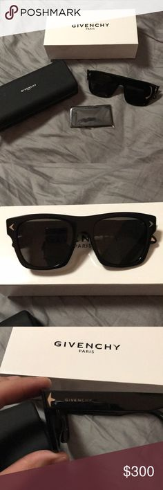 Beautiful New Givenchy Sunglasses Stunning, never worn, Givenchy Sunglasses! No scratches or any form of wear! Givenchy Accessories Sunglasses
