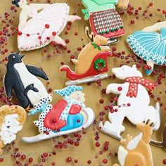 This is a great recipe when using cookie cutters. It doesnt spread! Your cookies will be the same shape after you bake them as they were before. Note that this recipe makes up to 8 dozen 3 cookies,...