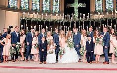 """68 Likes, 1 Comments - Duggar Daughters! (@duggar.daughters) on Instagram: """"The Wedding Party✨"""""""