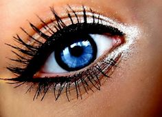 eye make up for blue eyes, eye make up for brown eyes, eye make up tips #Different #shades #EyeMakeup ideas with #BlueEye:-There are many diverse shades of blue