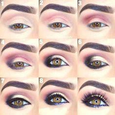 Makeup Brushes That Are Labeled except Smokey Eye Night Makeup - Smokey Eye Mak. - Unique Eye Makeup - - Makeup Brushes That Are Labeled except Smokey Eye Night Makeup – Smokey Eye Mak… – Unique Eye Makeup – - Dramatic Eye Makeup, Eye Makeup Steps, Beautiful Eye Makeup, Simple Eye Makeup, Dramatic Eyes, Natural Eye Makeup, Smokey Eye Makeup, Amazing Makeup, Makeup Blog