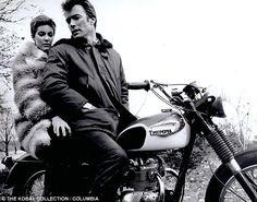 Clint Eastwood + Triumph