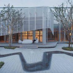 Yueyuan Courtyard by Z+T Studio « Landscape Architecture Works | Landezine