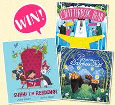 Storytime runs a kids competition each month where you can our brilliant Books of the Month and more! Enter today to be in with a chance of winning. Competitions For Kids, Picture Books, Story Time, New Pictures, Bamboo, Bear, Reading, Bears, Reading Books