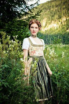 Lena Hoschek Dirndl SS15