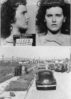 Elizabeth Short aka Black Dahlia was murdered on the 15th of January 1947. She had been surgically cut in half, with the two halves left in a posed position a foot apart. Her murder remains unsolved. Click to read more true crime cases and true crime stories