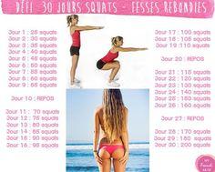 Nouveau défi squat de 30 jours et un peu de bavardage pour comprendre l'idée, les erreurs à éviter et se sentir bien !