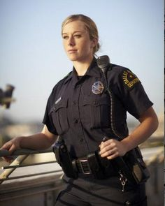 You can take her out of the uniform.but Sal will always be a cop. Idf Women, Military Women, Military Police, Women Police, Female Cop, Female Soldier, Police Uniforms, Girls Uniforms, Female Police Officers