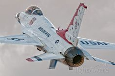 1978 General Dynamics F-16 'Fighting Falcon' (Thunderbird)