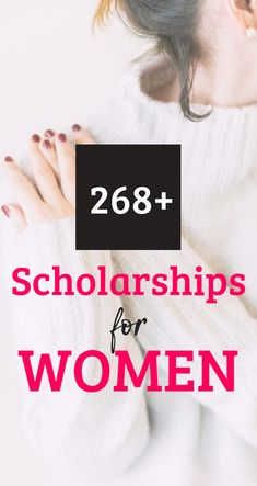 Scholarships For Women It's good to be a woman. Here are scholarships for women! The post Scholarships For Women appeared first on School Diy.