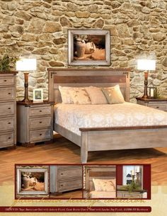 2017 Criswell Catalog Bedroom Furniture E G Amish By Amp