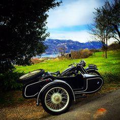 bmw r12 sidecar