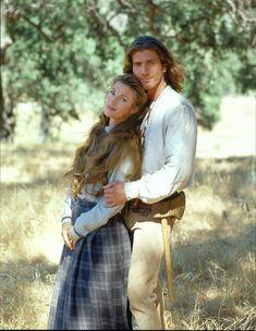 FOX NEWS: Jane Seymour reunites with Dr. Quinn love interest Joe Lando: Summers with Sully Joe Lando, Byron Sully, Lady Jane Seymour, Dr Quinn, Vintage Beauty, Romans, Season 1, Photo S, Beautiful People