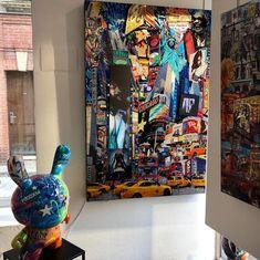 La Collection Masaya scintille à Honfleur . #nyc #parisienne #london #singapore . #artwork #sculpture #painting #contemporaryart #honfleurgallery . www.artiane.com . 📍Galerie Artiane - Honfleur - Normandy 📧 taniaklein@artiane.com 📞+0033 661 776 355 Honfleur, Cool Art, Art Gallery, Nyc, Painting, Sculpture, London, Collection, Artwork