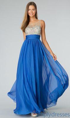 ccd216e659 Beaded mesh full chiffon skirt ~ mirellas.ca Dress Prom
