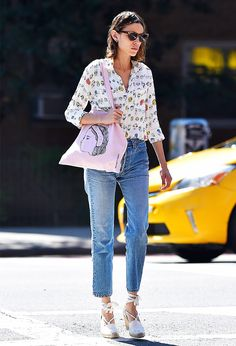8 Things Alexa Chung Has Taught Us About Style via @WhoWhatWear