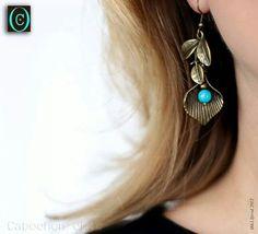 Bo Howlite Turquoise