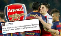 Arsenal will be strong! Defiant fans hit back over Barcelona interest in Hector Bellerin   via Arsenal FC - Latest news gossip and videos http://ift.tt/1Z26Emi  Arsenal FC - Latest news gossip and videos IFTTT