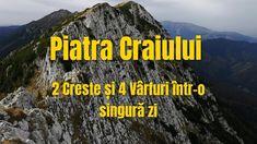 Patru Varfuri intr-o singura zi în Piatra Craiului - Piatra Mica - Turnu... Simile, Mountaineering, Mount Everest, Mountains, Nature, Travel, Naturaleza, Viajes, Climbing