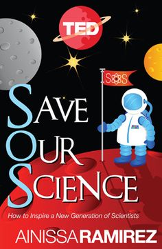 Save Our Science by Ainissa Ramirez: It is not nearly enough for students to simply churn out answers from memory... In order to solve the complex problems of tomorrow, the traditional academic skills of reading, writing, and arithmetic must be replaced with creativity, curiosity, critical thinking and collaboration — skills that are inherent in scientific research. #Education #Science #STEM