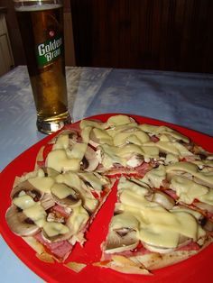 Pizza, Pasta Salad, Cooking, Ethnic Recipes, Food, Crab Pasta Salad, Kitchen, Essen, Meals