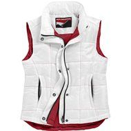 Vests are great to wear golfing on those chilly days