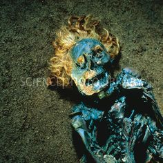 "Mummified head and torso of Neu Versen Man, a ""bog body"" dated AD in the Roman Iron Age. Tollund Man, Bog Body, Ritual Sacrifice, Hair Locks, Iron Age, Braided Leather, Museum, Stock Photos, History"