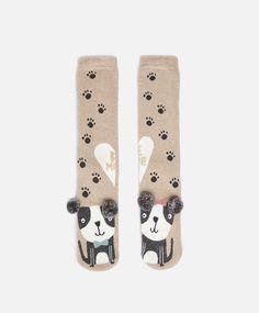 Little Dog Socks #oysho #socks