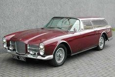 facel vega hk 2 Shooting Break , break de chasse